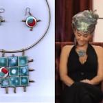 необычные украшения, керамическое панно, ceramic art jewelry, красивый подарок для девушки, индивидуальный, даша марченко