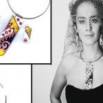 необычные украшения, даша марченко керамическое панно, ceramic art jewelry, красивый подарок для девушки, индивидуальный