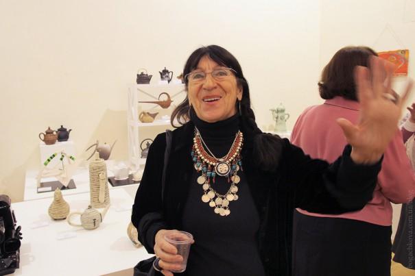 Нелли Исупова, музей декоративно-прикладного искусства, bogachkova ceramic blog