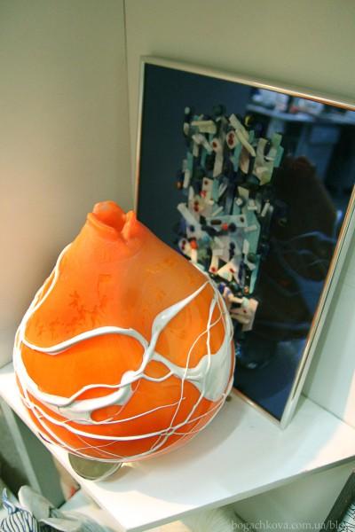 Vaza Orange B Bog